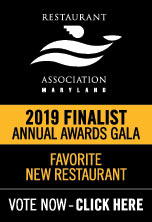 Vote for Marlin Moon Restaurant to be Maryland's favorite new restaurant!